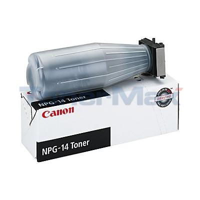 CANON NPG-14 TONER CARTRIDGE BLACK